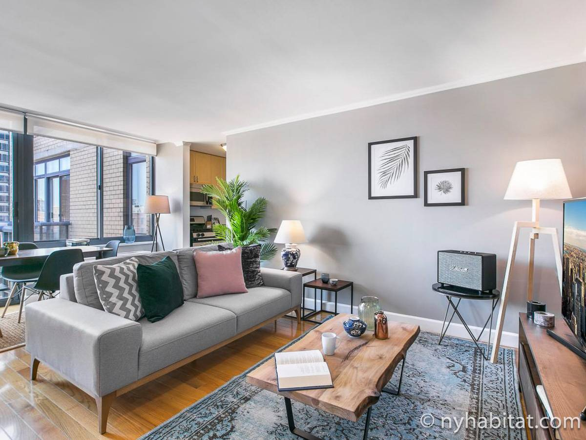 New York - 1 Bedroom apartment - Apartment reference NY-17748
