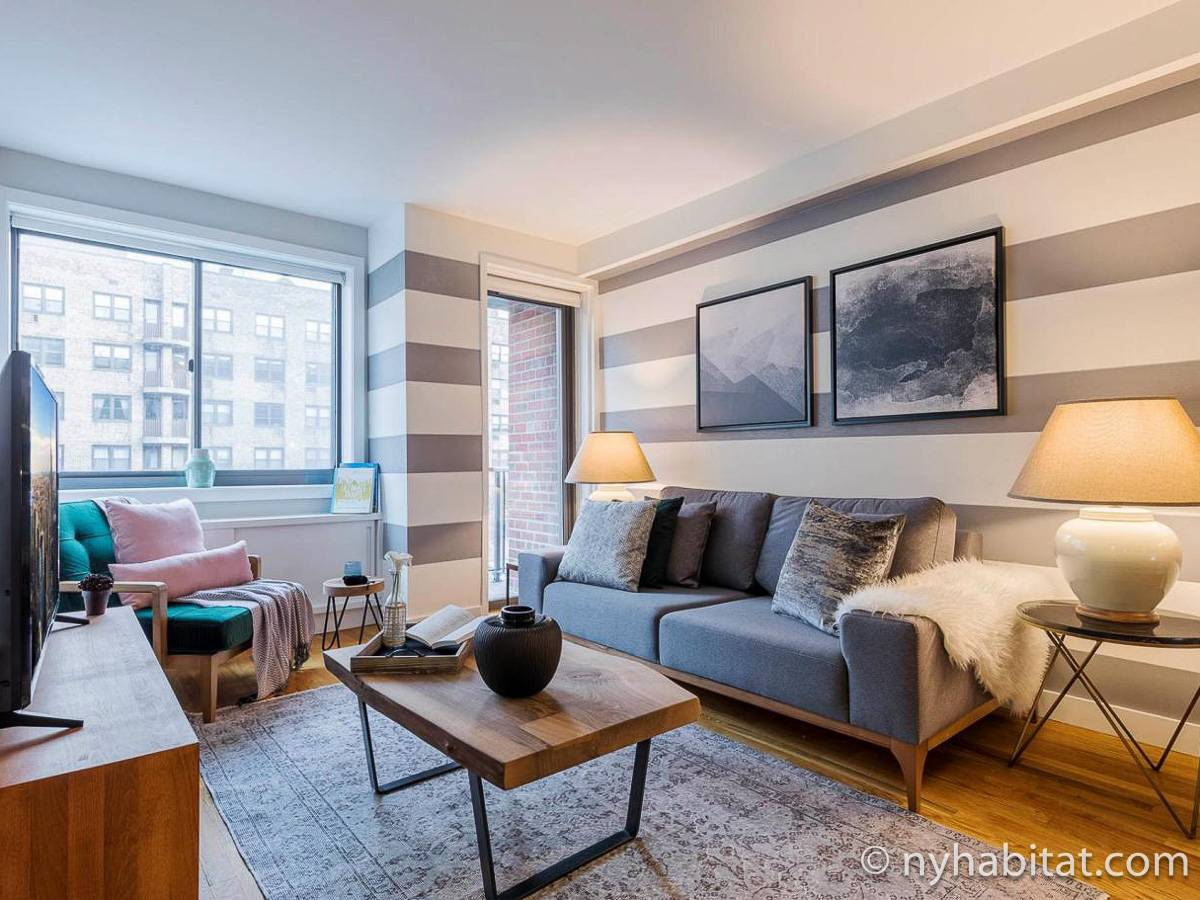 New York - 1 Bedroom apartment - Apartment reference NY-17749