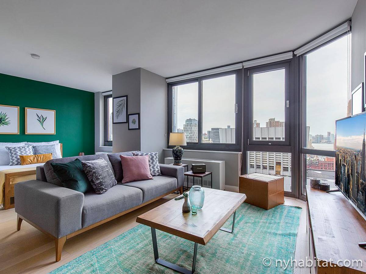 New York - Studio apartment - Apartment reference NY-17751