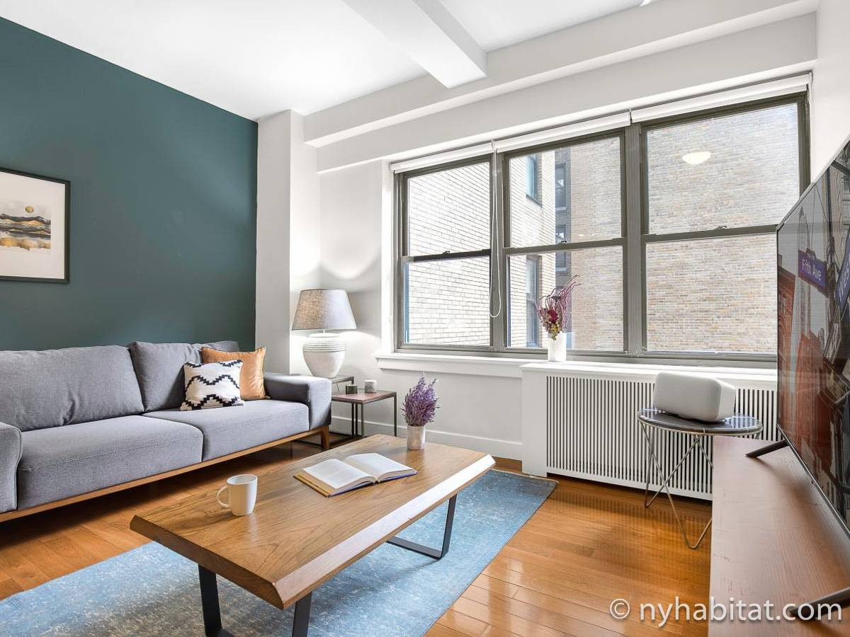 New York - 1 Bedroom apartment - Apartment reference NY-17754
