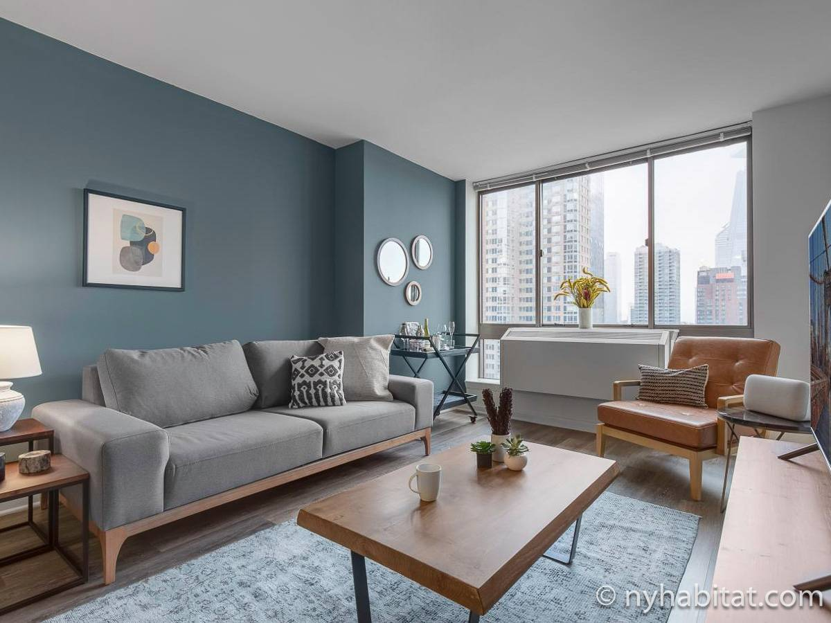 New York - 1 Bedroom apartment - Apartment reference NY-17755