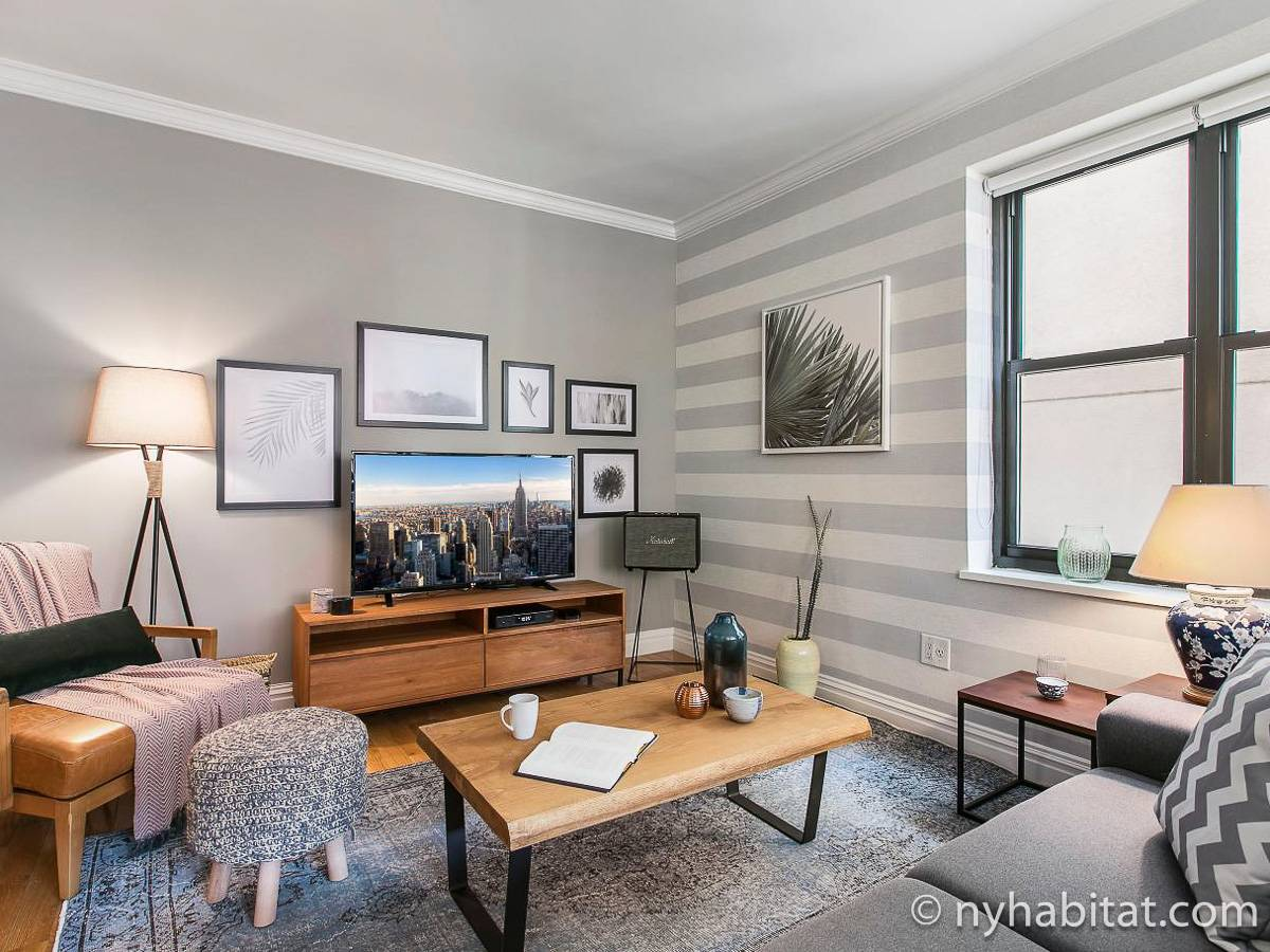 New York - 1 Bedroom apartment - Apartment reference NY-17758