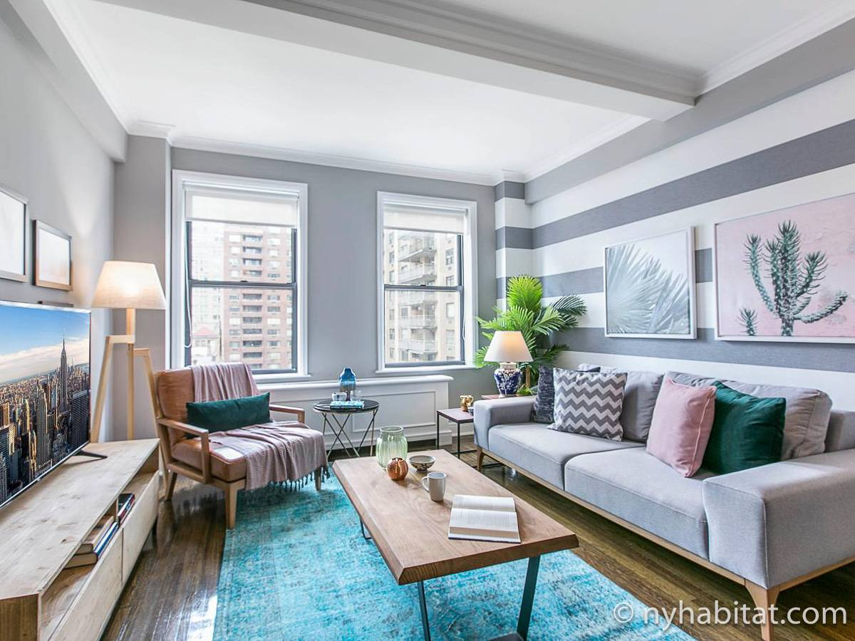 New York - 1 Bedroom apartment - Apartment reference NY-17760
