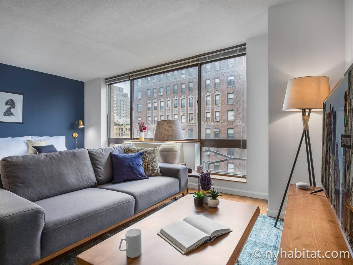 New York - Studio apartment - Apartment reference NY-17761