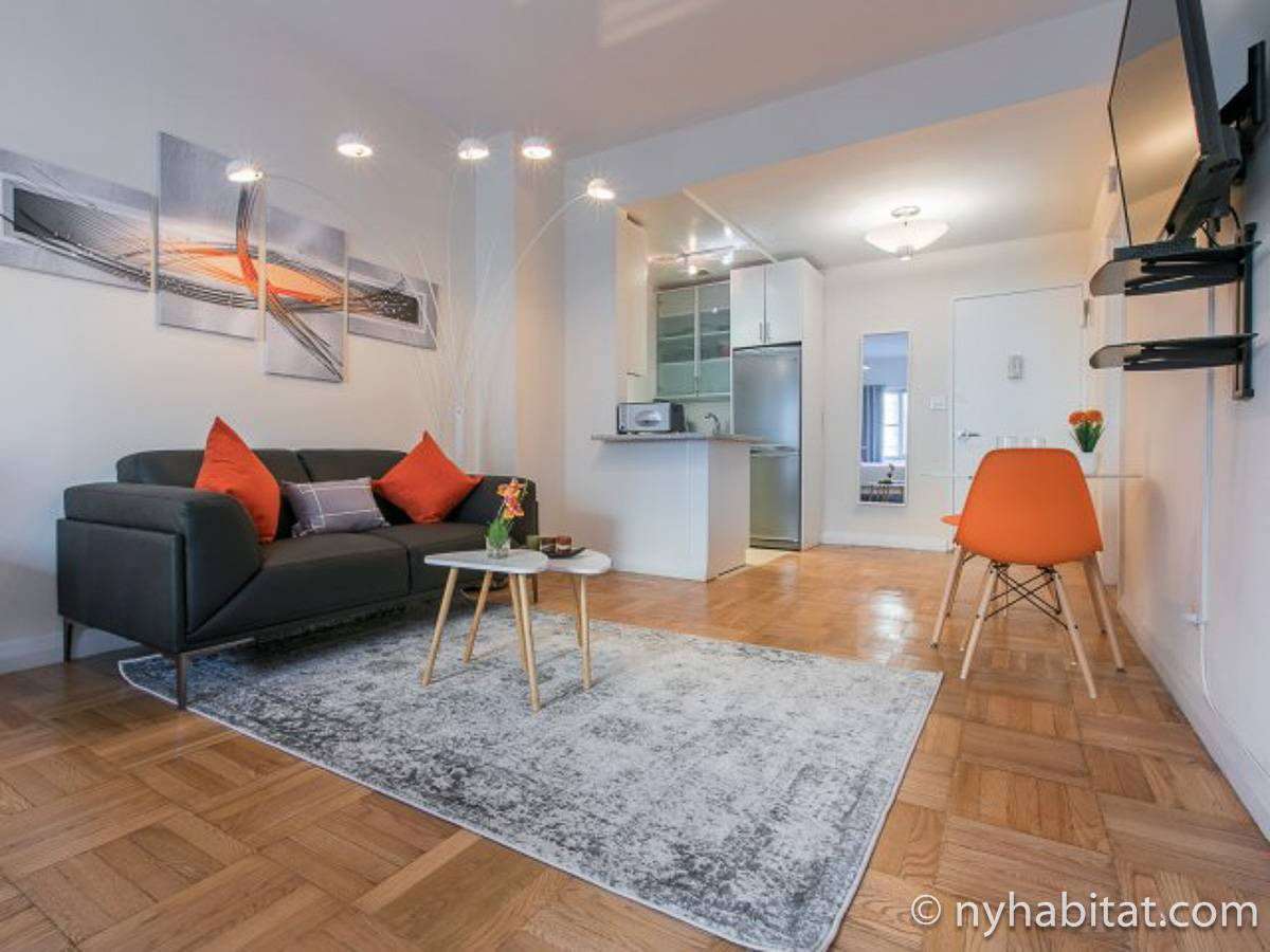 New York - Studio apartment - Apartment reference NY-17765
