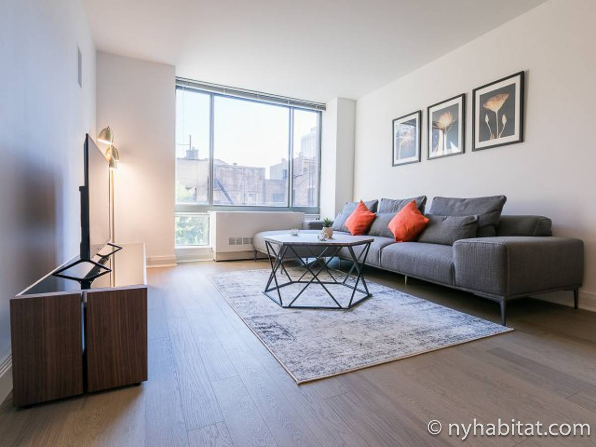 New York - 1 Bedroom apartment - Apartment reference NY-17767
