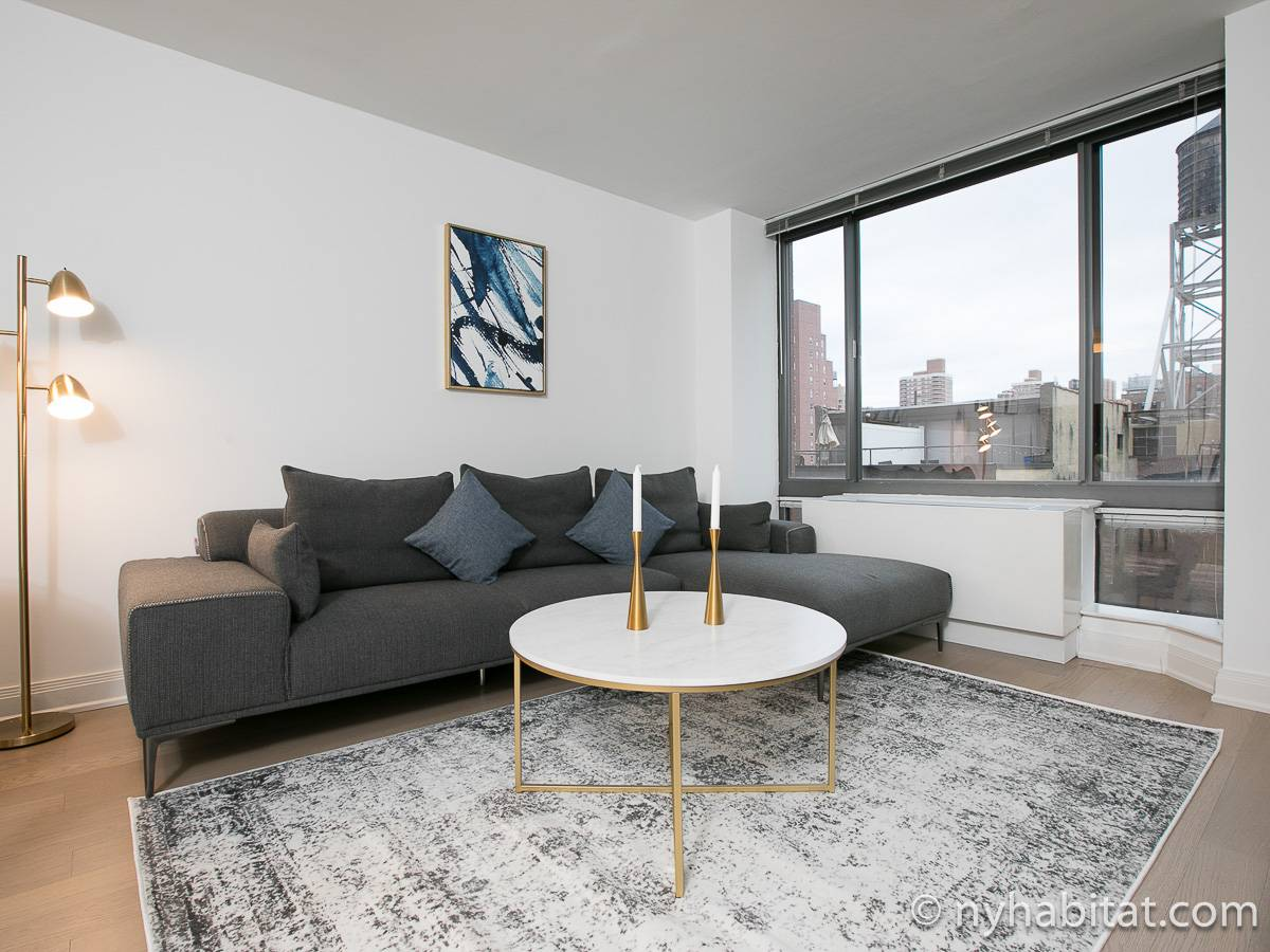 New York - 1 Bedroom apartment - Apartment reference NY-17769