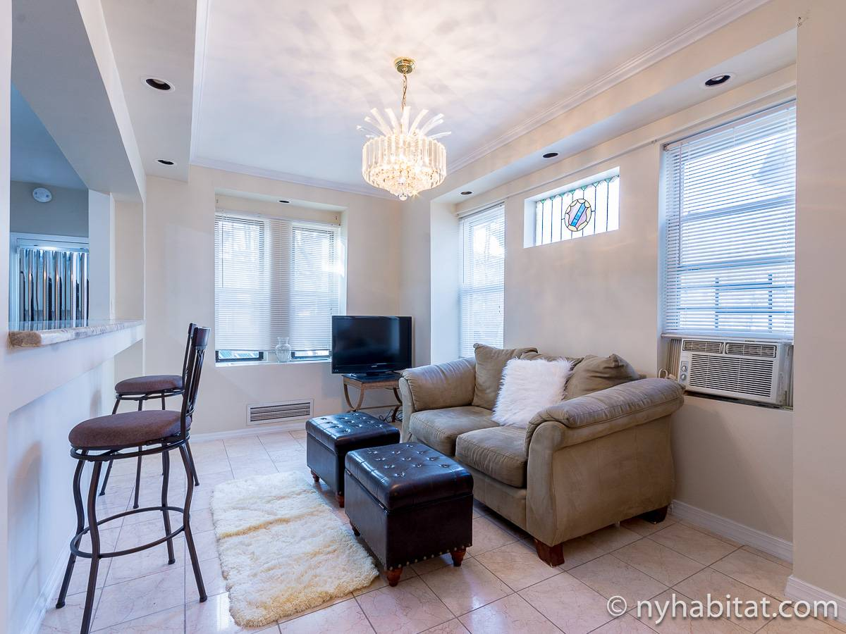 New York - 2 Bedroom accommodation - Apartment reference NY-17770