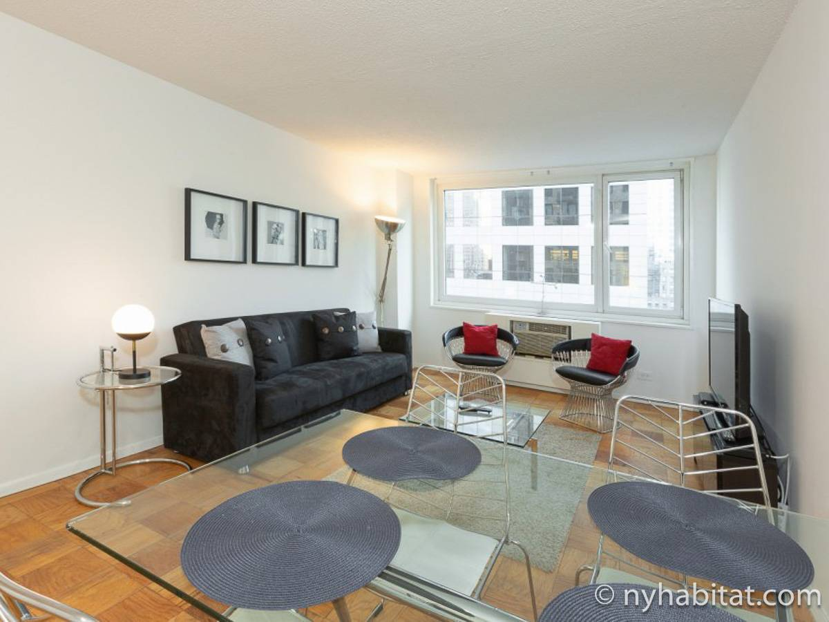 New York - 1 Bedroom apartment - Apartment reference NY-17771
