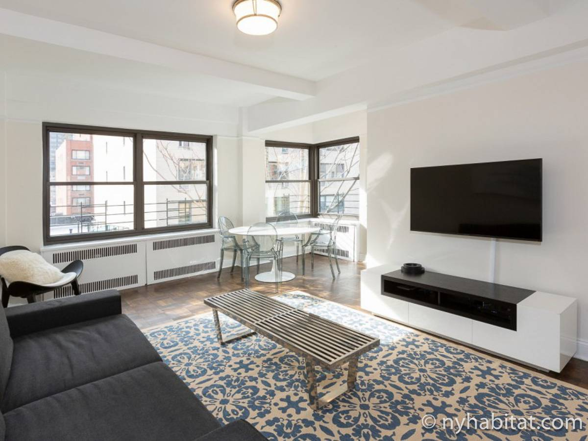 New York - 1 Bedroom apartment - Apartment reference NY-17772