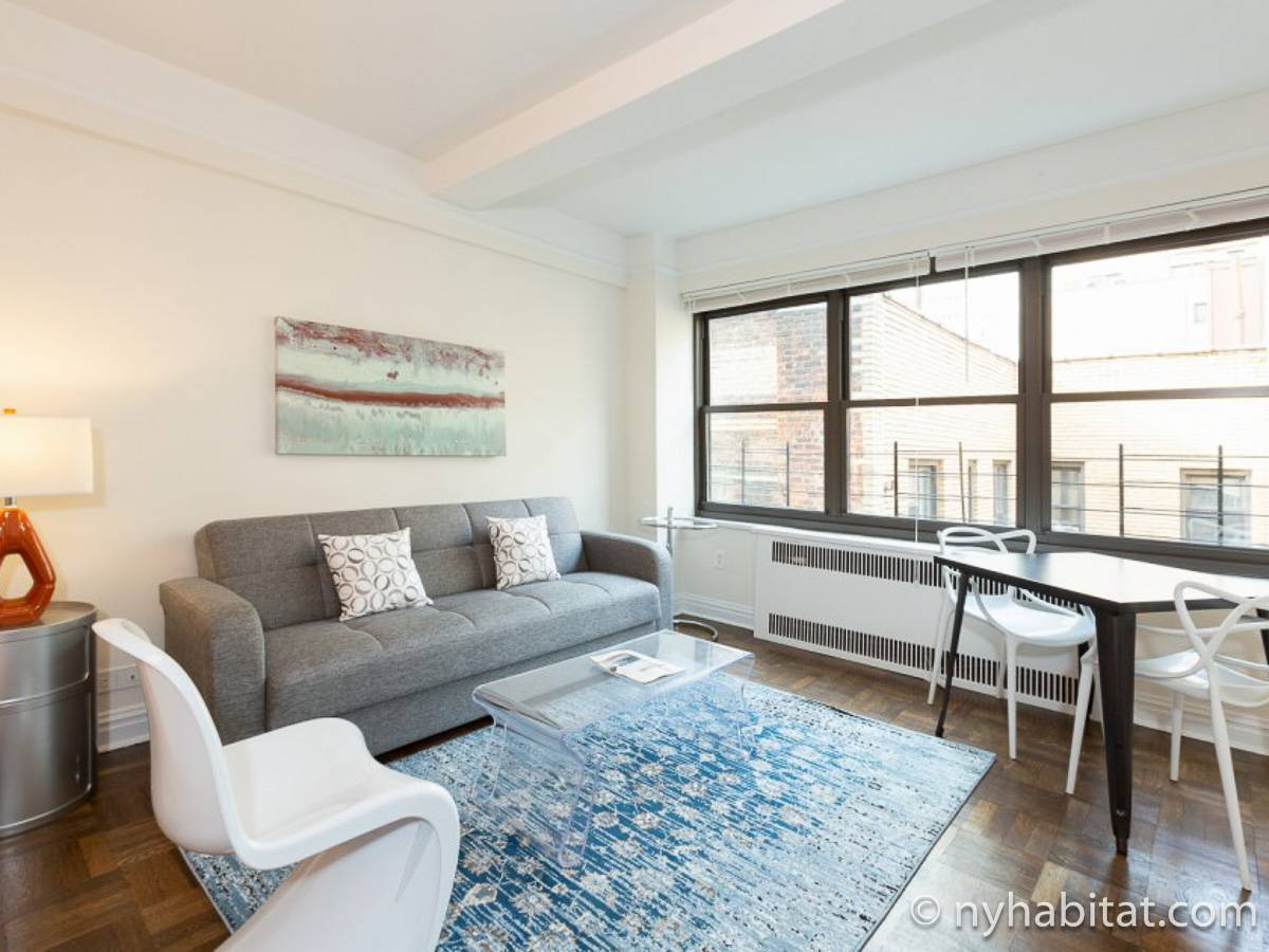 New York - Studio apartment - Apartment reference NY-17775