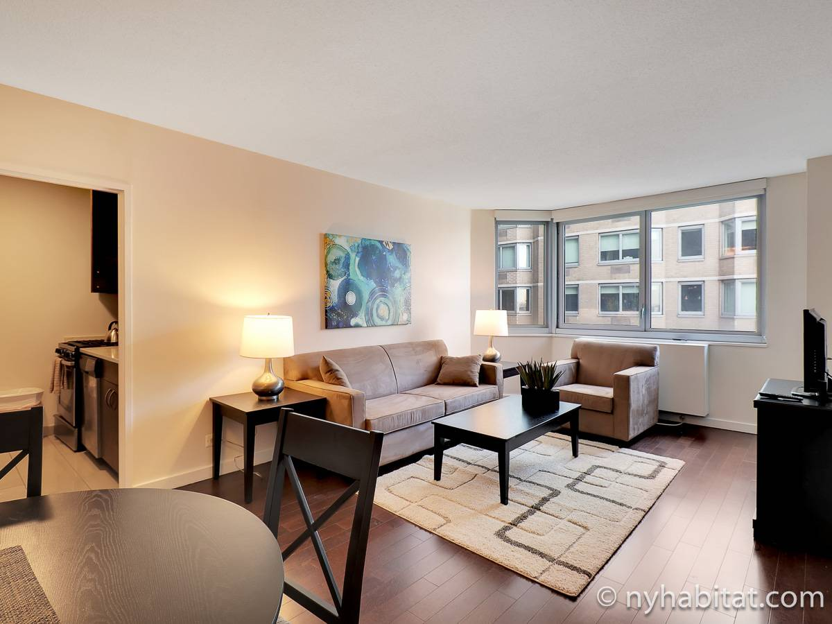 New York - 1 Bedroom apartment - Apartment reference NY-17776