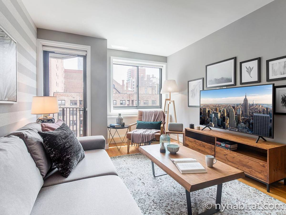 New York - 1 Bedroom apartment - Apartment reference NY-17778