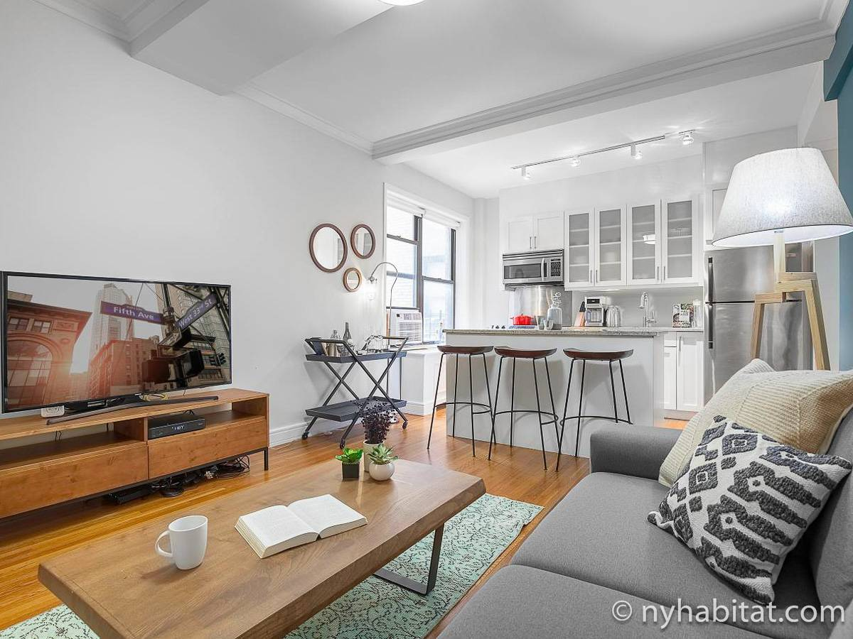 New York - 1 Bedroom apartment - Apartment reference NY-17779