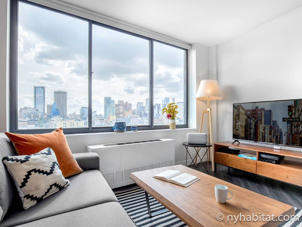 New York - 1 Bedroom apartment - Apartment reference NY-17780