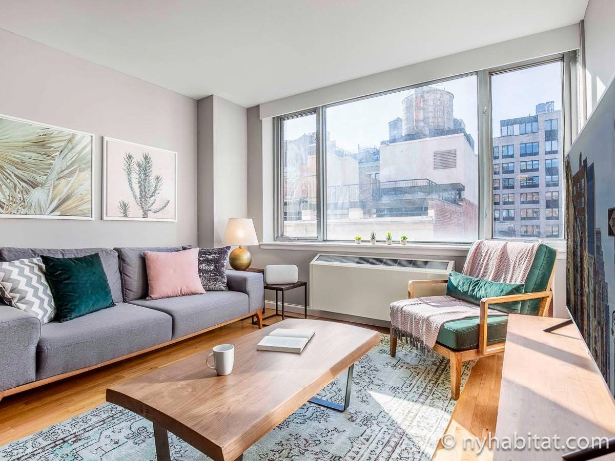 New York - 1 Bedroom apartment - Apartment reference NY-17781