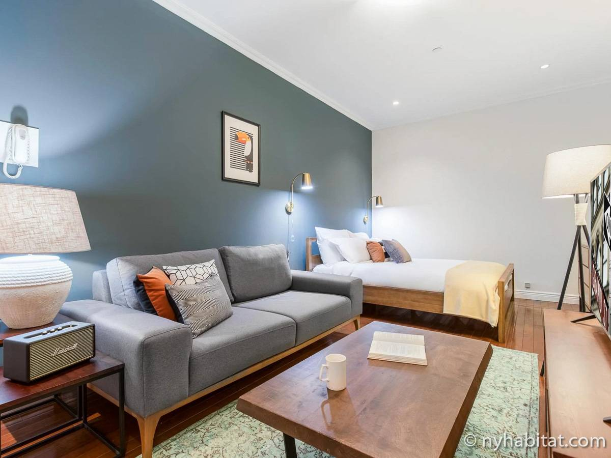 New York - Studio T1 logement location appartement - Appartement référence NY-17782