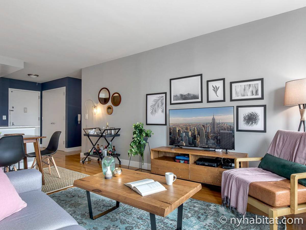New York - 1 Bedroom apartment - Apartment reference NY-17783