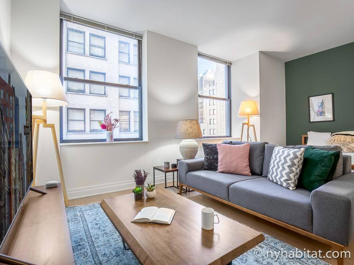 New York - Studio T1 logement location appartement - Appartement référence NY-17786