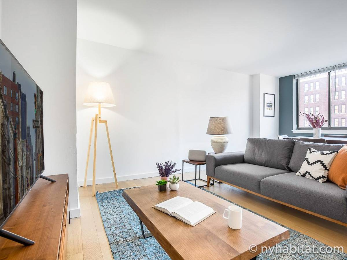 New York - 1 Bedroom apartment - Apartment reference NY-17787