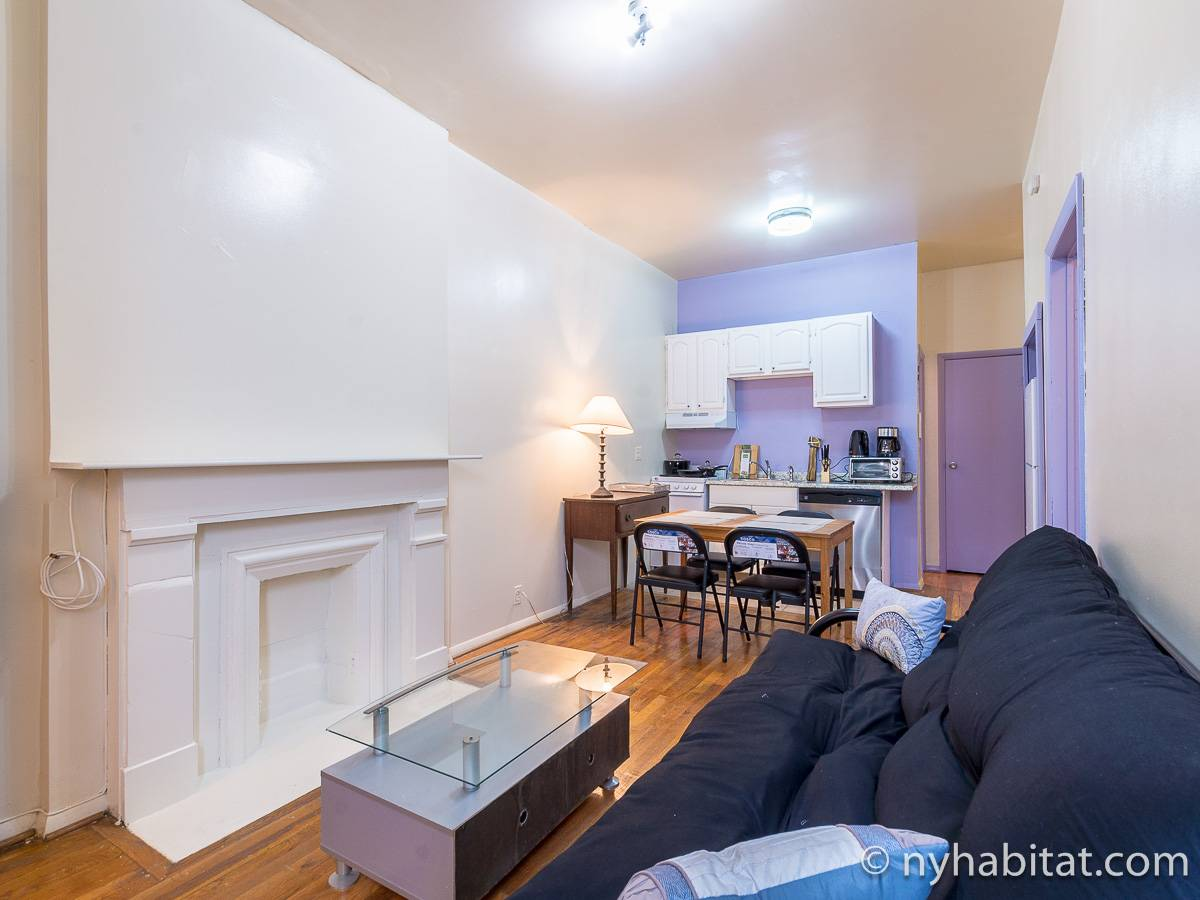 New York - 2 Bedroom apartment - Apartment reference NY-17788