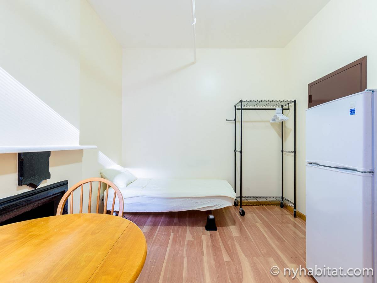 New York - Studio apartment - Apartment reference NY-17793
