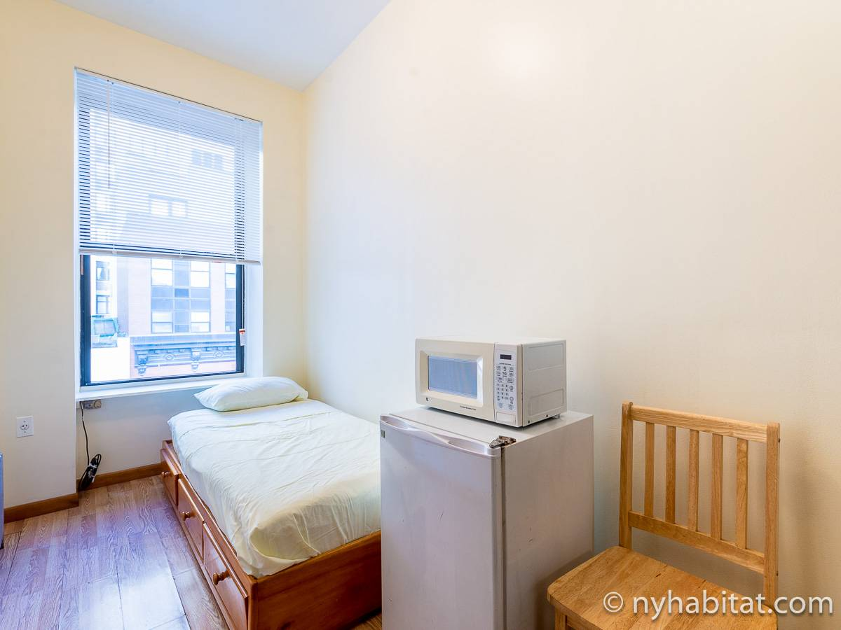 New York - Studio roommate share apartment - Apartment reference NY-17798