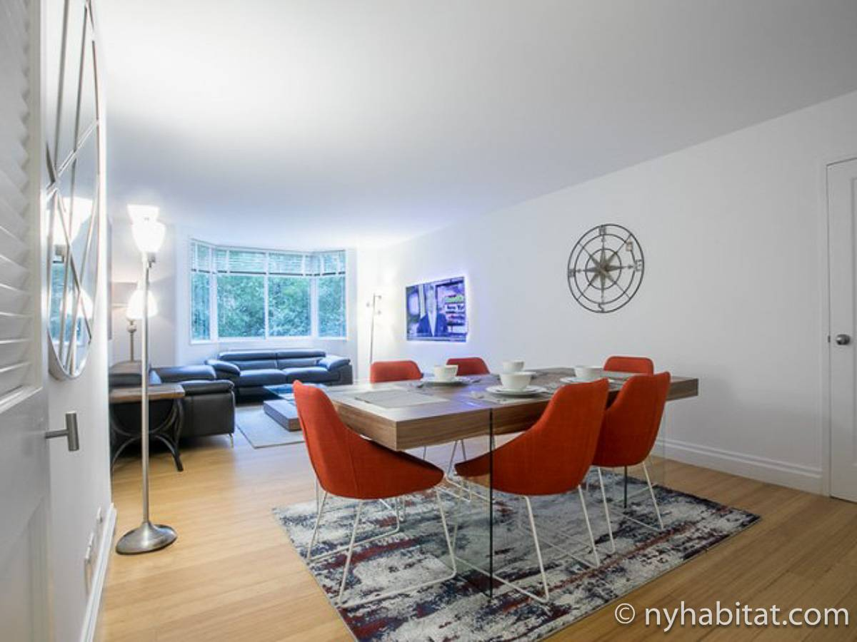 New York - 2 Bedroom apartment - Apartment reference NY-17808