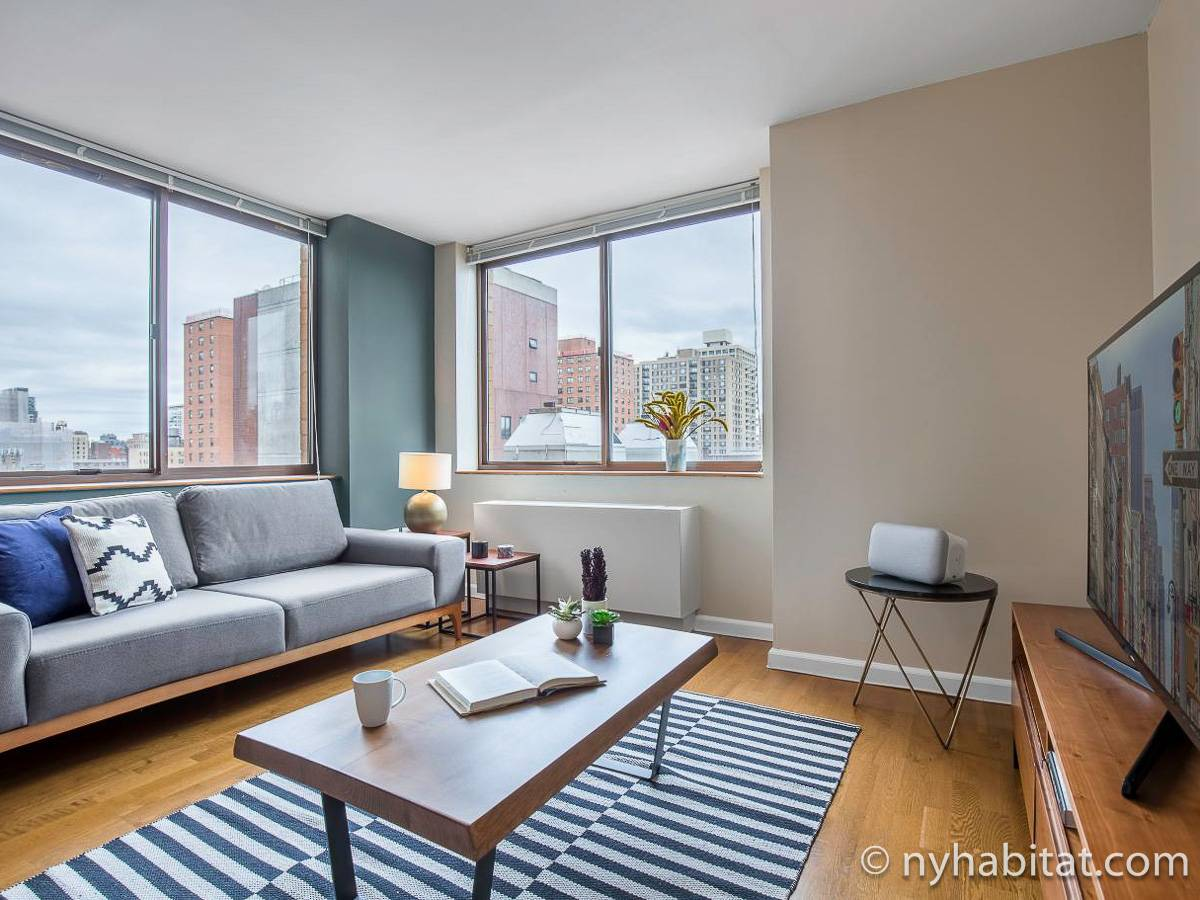 New York - 1 Bedroom apartment - Apartment reference NY-17809