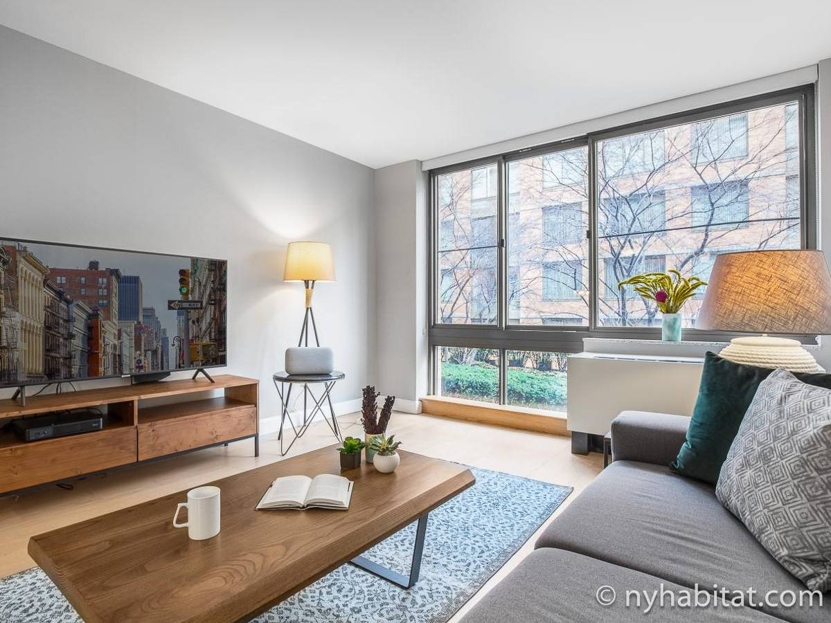 New York - 1 Bedroom apartment - Apartment reference NY-17813