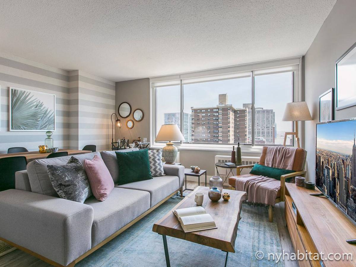 New York - 1 Bedroom apartment - Apartment reference NY-17814