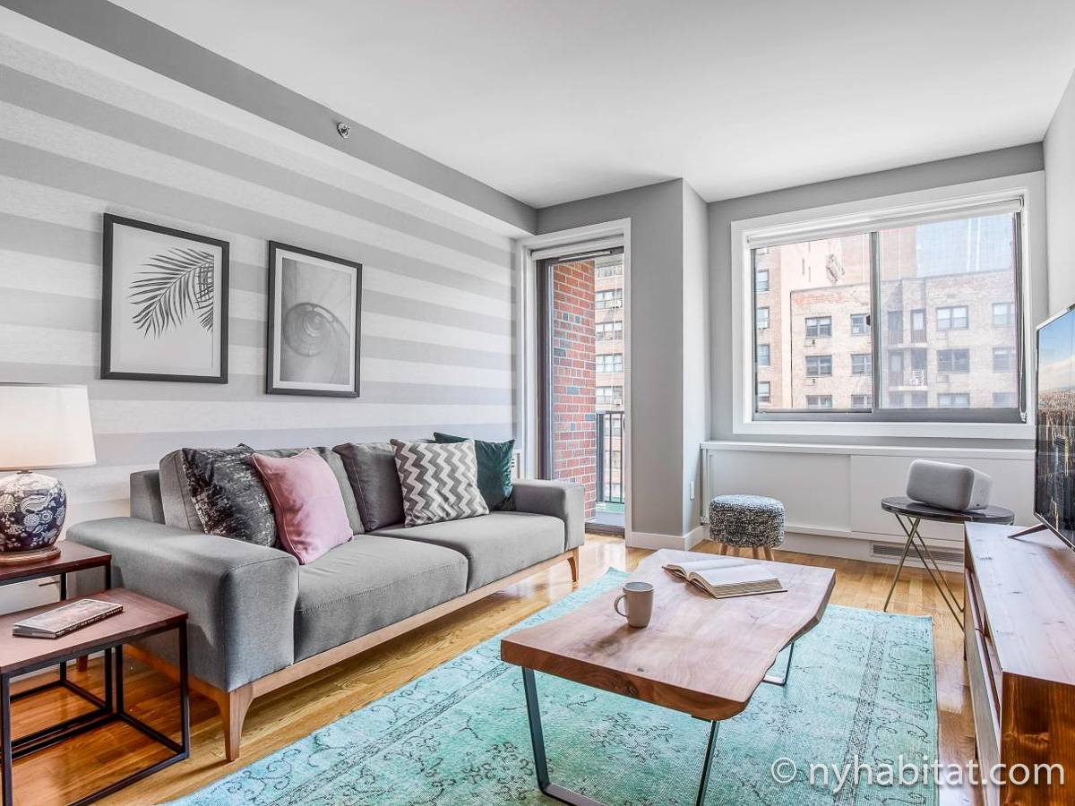 New York - 1 Bedroom apartment - Apartment reference NY-17816