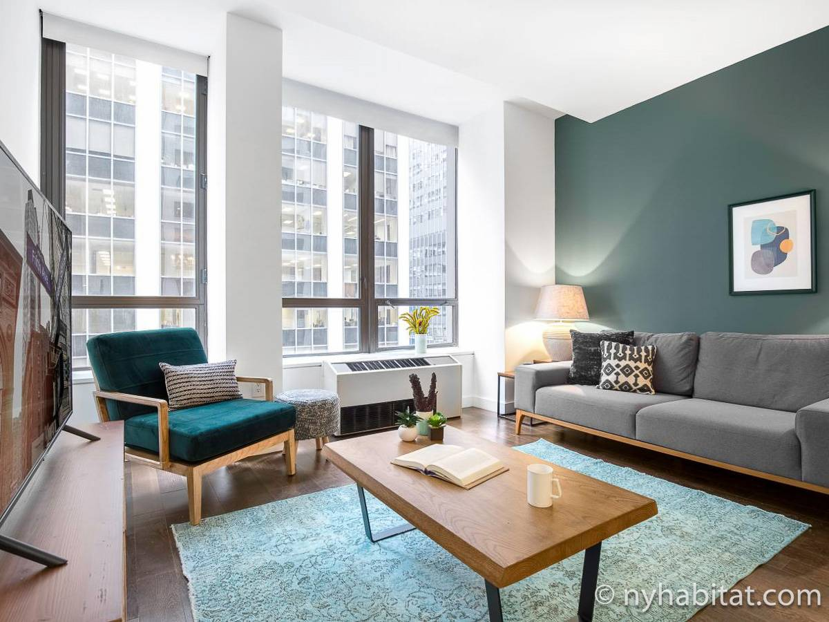 New York - 1 Bedroom apartment - Apartment reference NY-17817