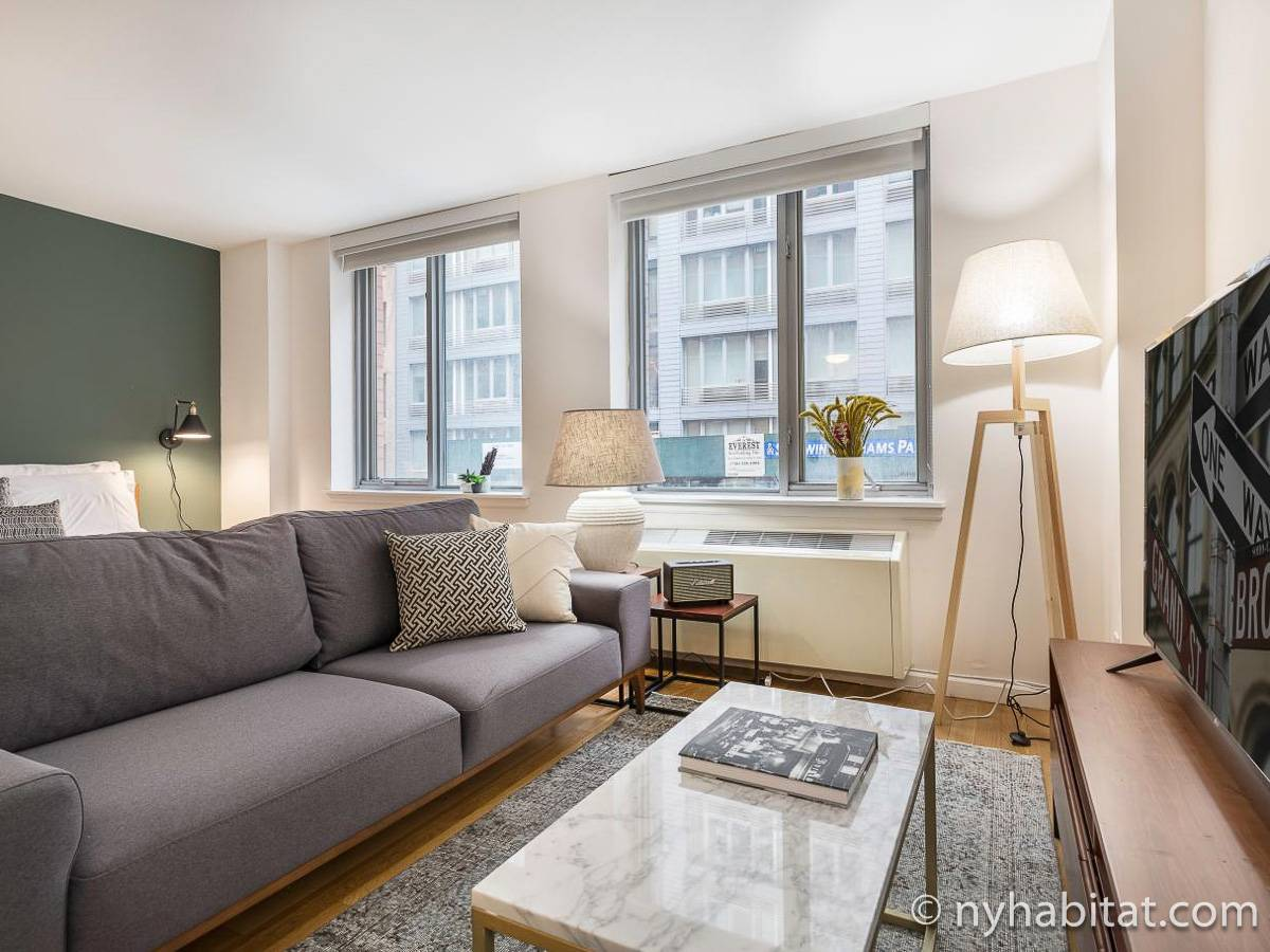 New York - Studio T1 logement location appartement - Appartement référence NY-17818