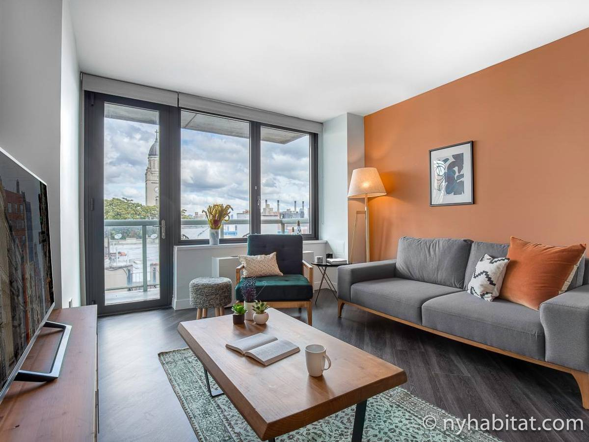 New York - 1 Bedroom apartment - Apartment reference NY-17820