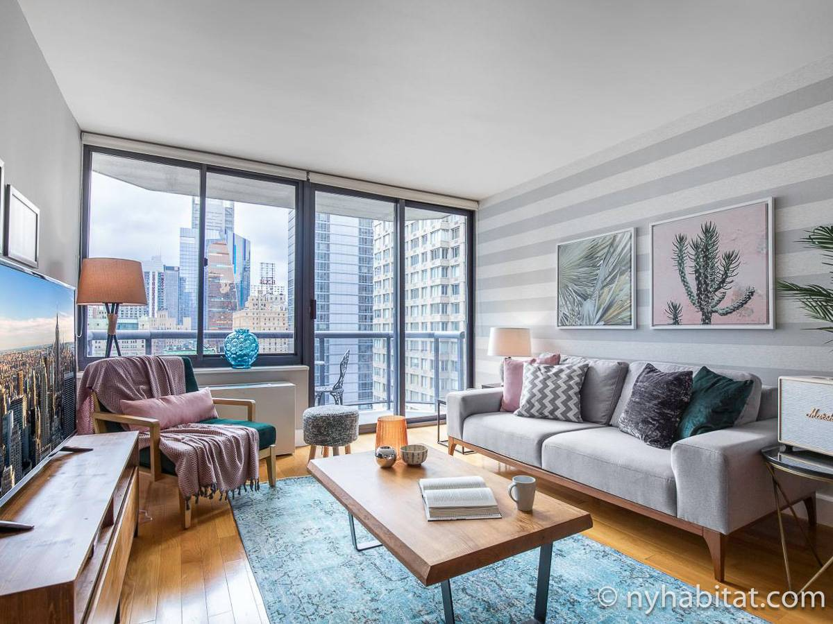 New York - T2 logement location appartement - Appartement référence NY-17821