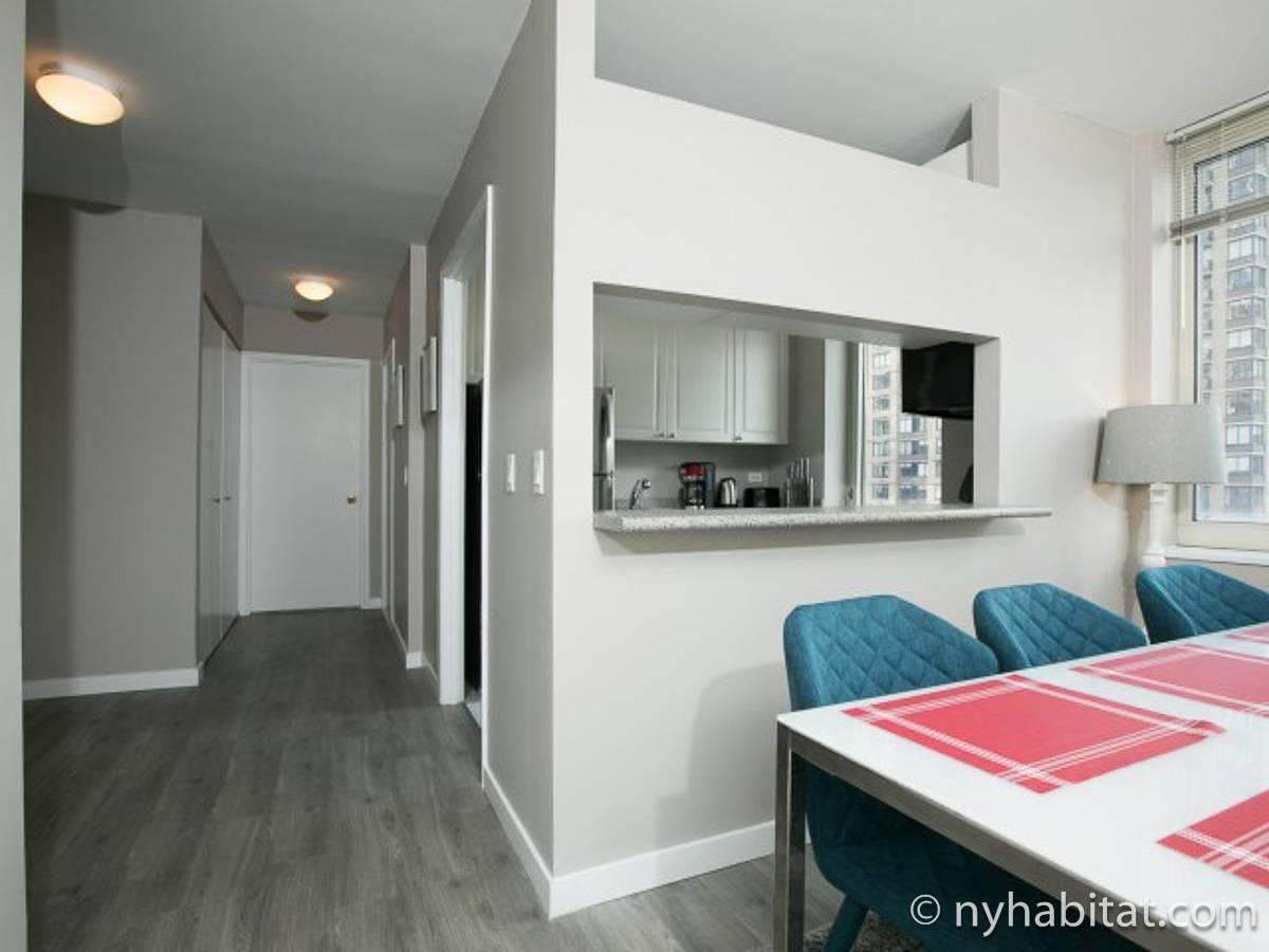 wohnungsvermietung in new york 3 zimmer midtown west ny 17822. Black Bedroom Furniture Sets. Home Design Ideas