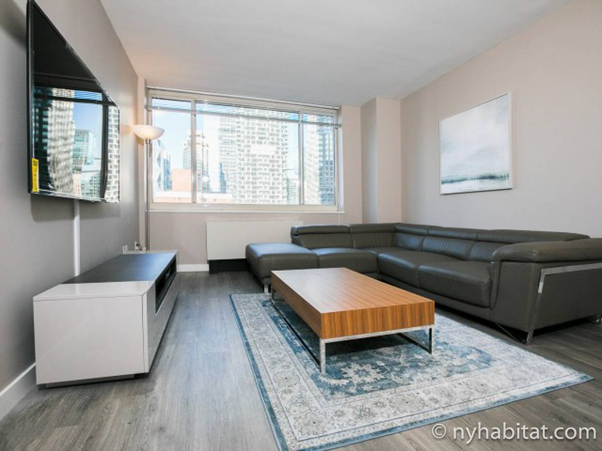 New York - 1 Bedroom apartment - Apartment reference NY-17824
