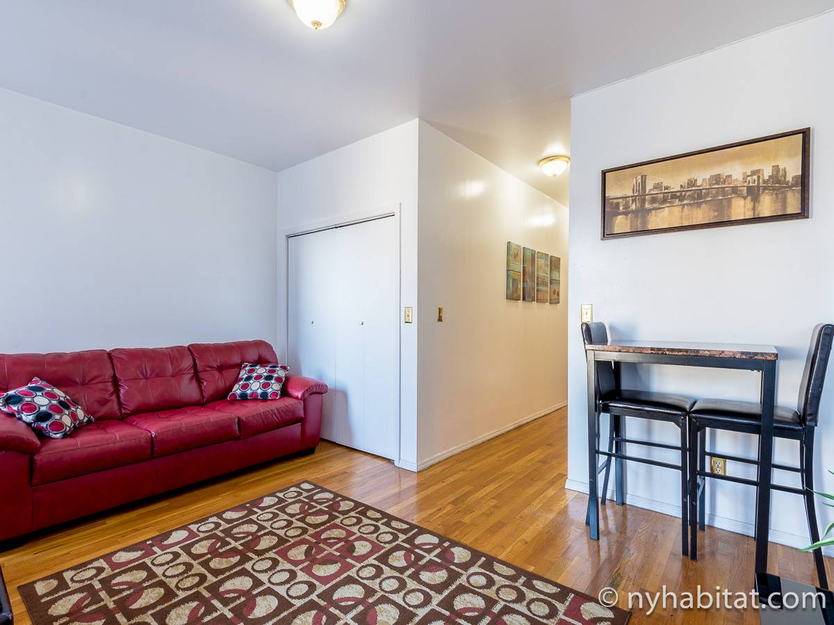 New York - 1 Bedroom apartment - Apartment reference NY-17826