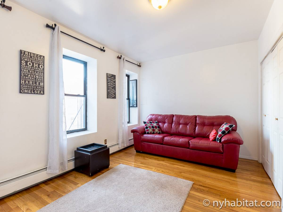 New York - 1 Bedroom apartment - Apartment reference NY-17827