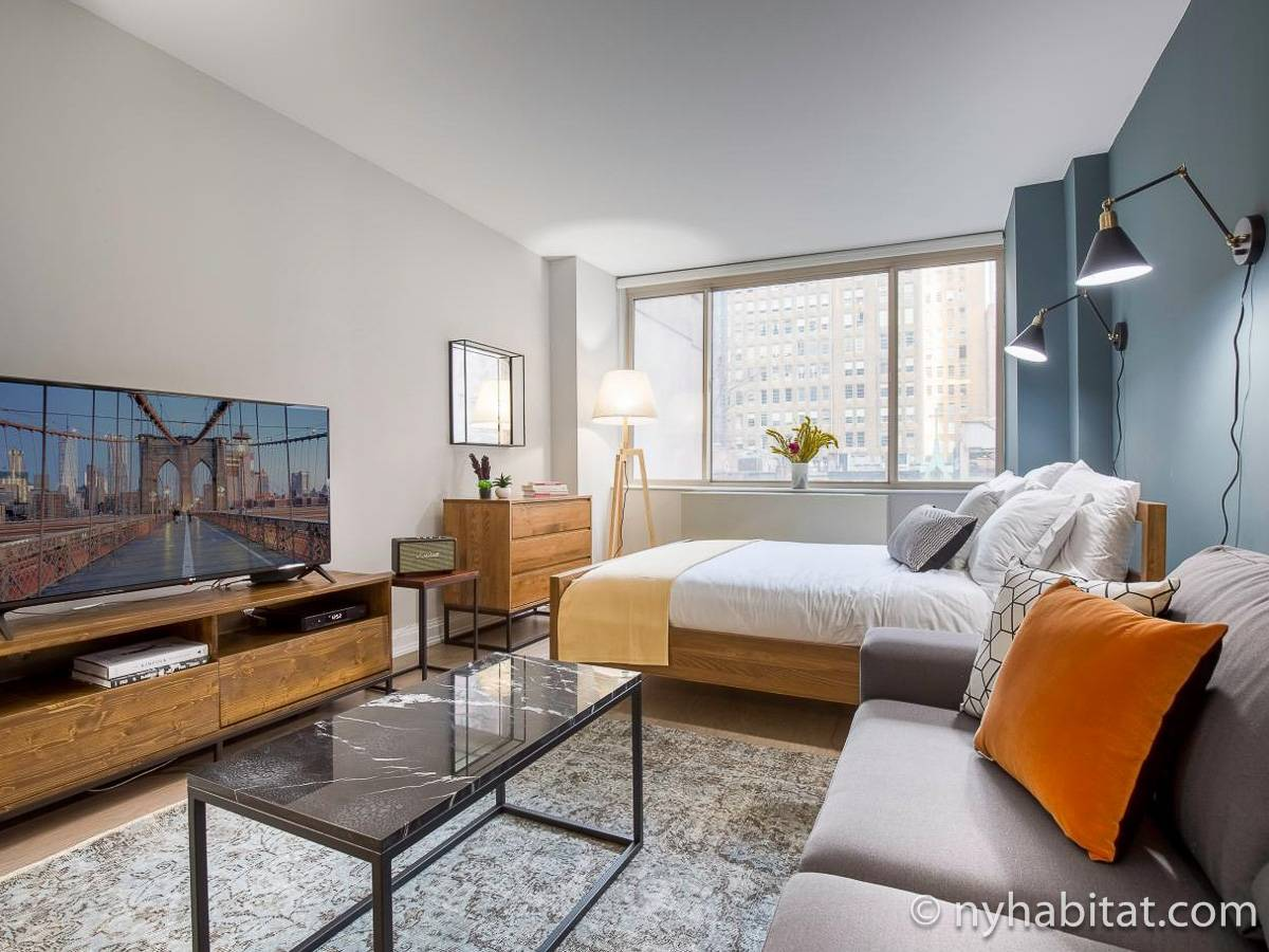 New York - Studio T1 logement location appartement - Appartement référence NY-17829