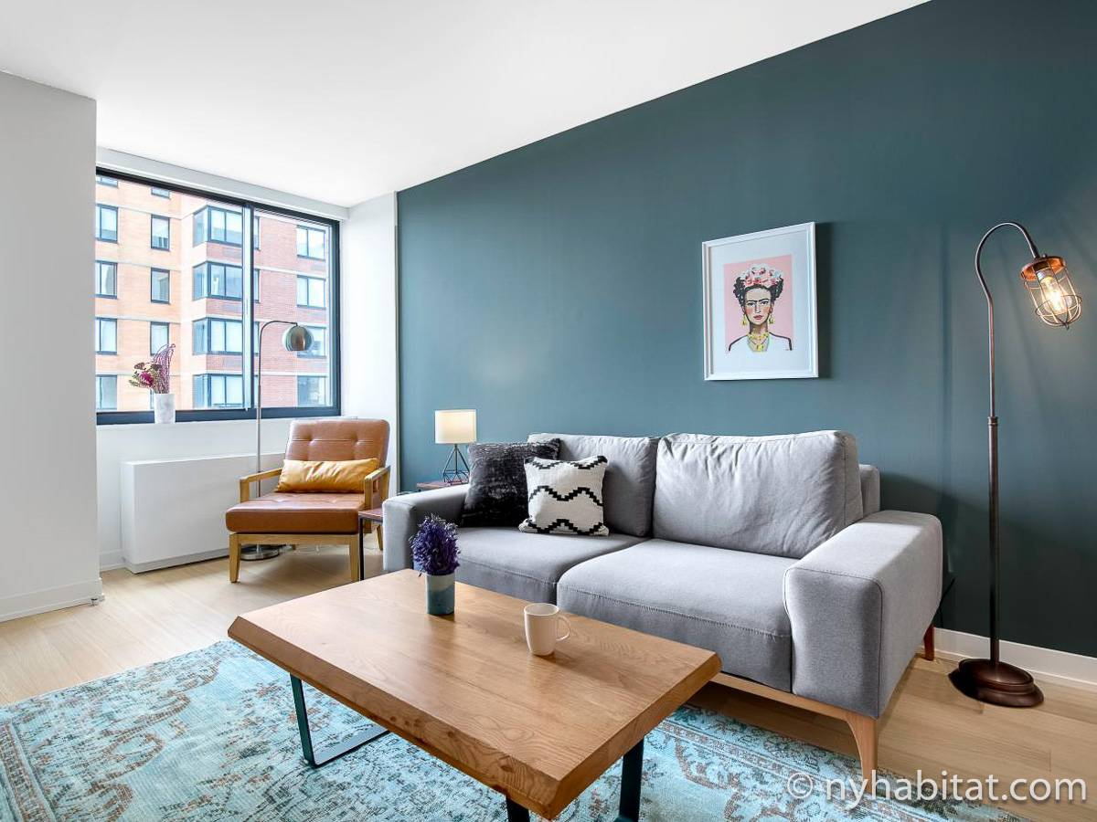 New York - 1 Bedroom apartment - Apartment reference NY-17832