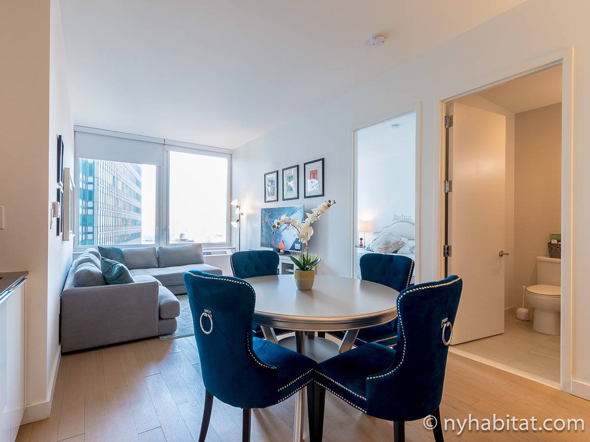 New York - 1 Bedroom apartment - Apartment reference NY-17835