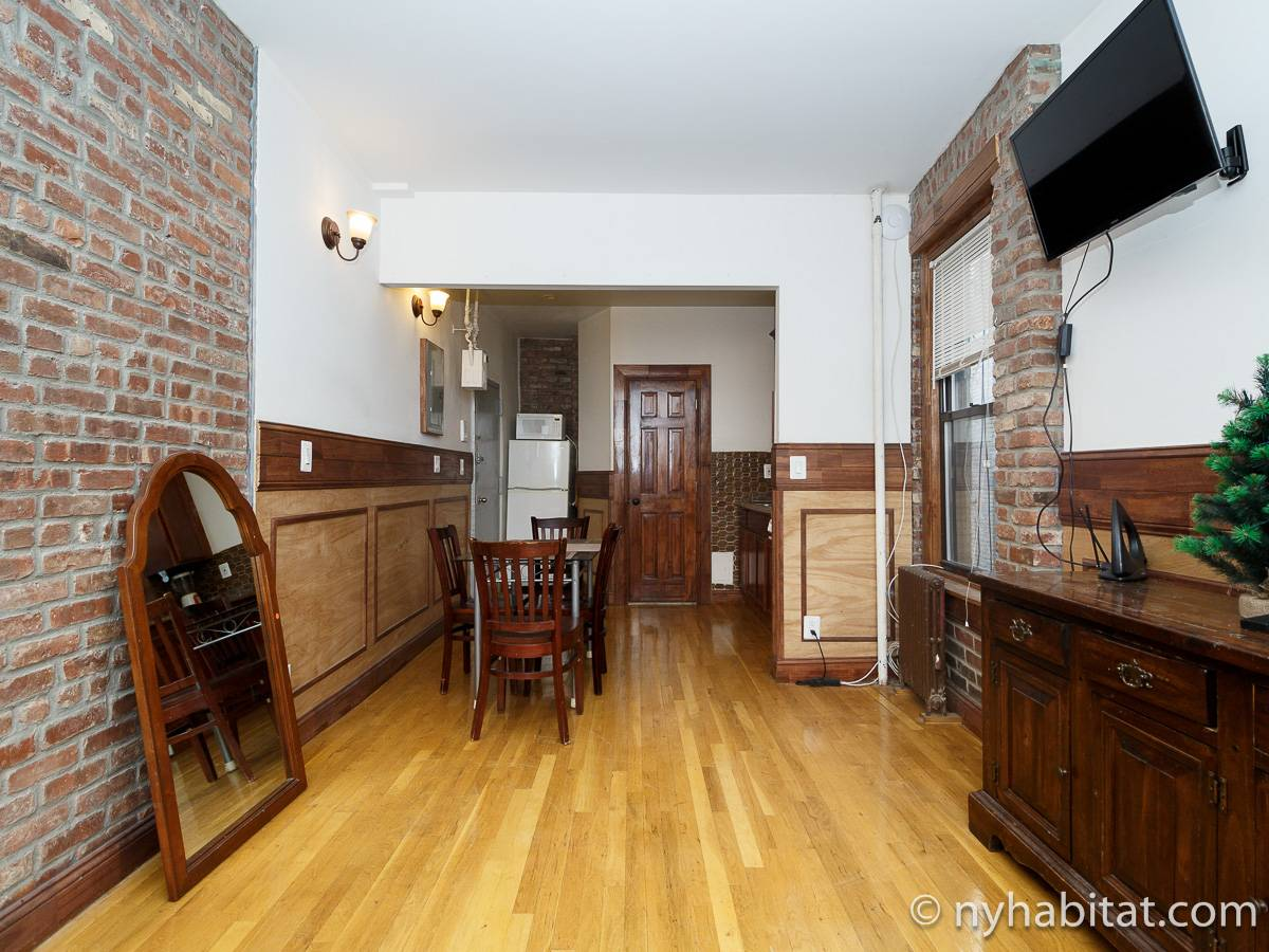 New York - 1 Bedroom apartment - Apartment reference NY-17838
