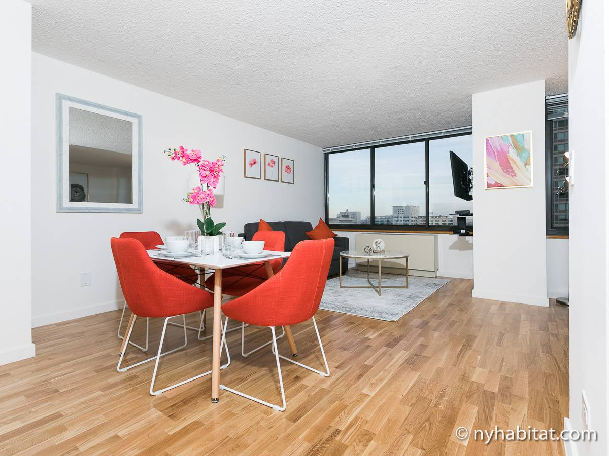 New York - Studio apartment - Apartment reference NY-17843