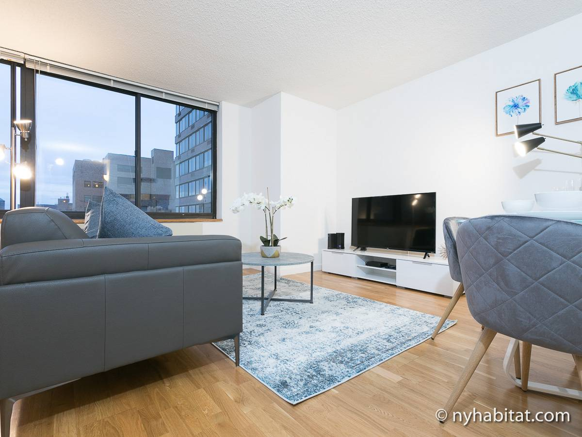 New York - Studio apartment - Apartment reference NY-17844