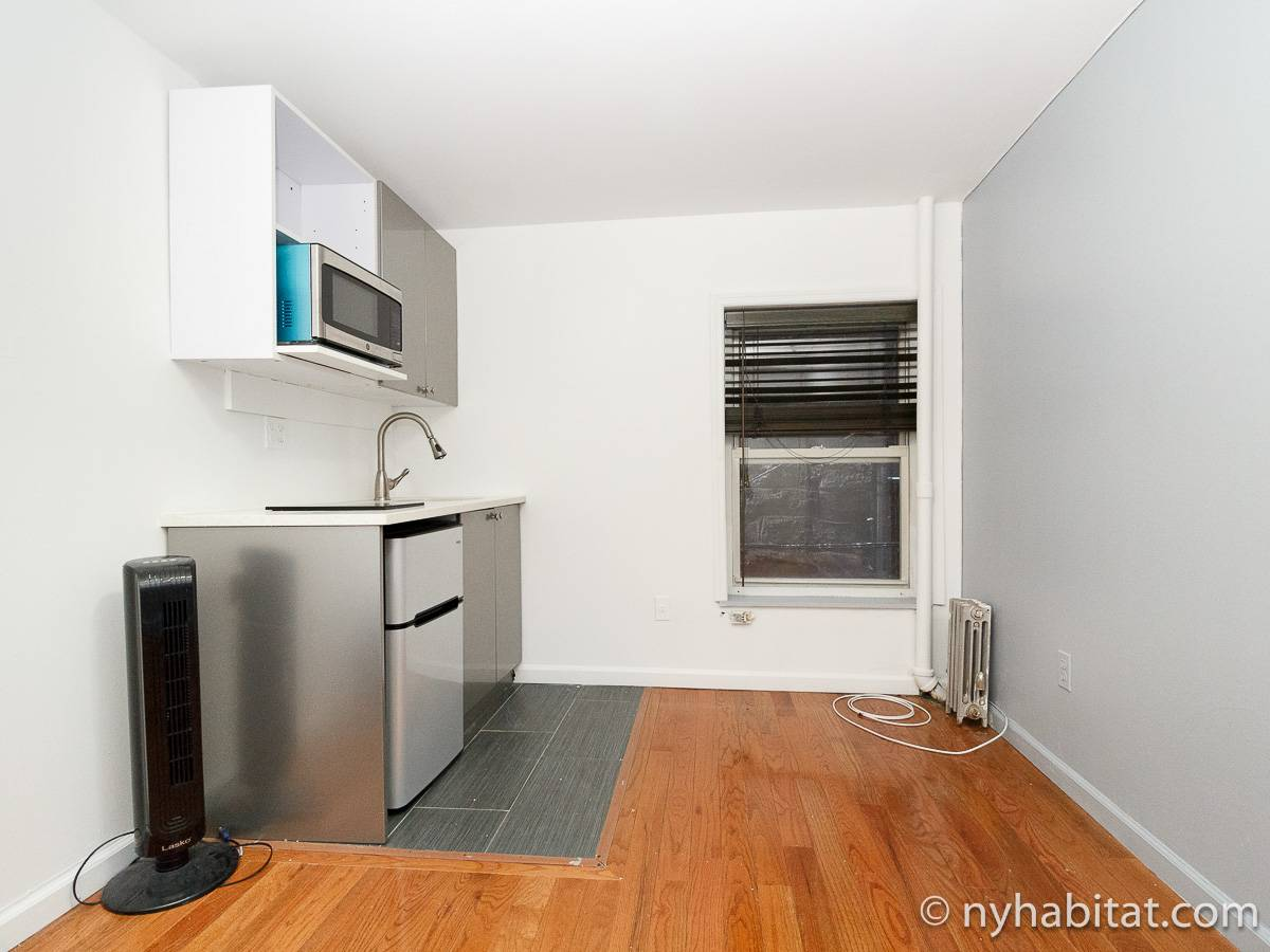 New York - Studio roommate share apartment - Apartment reference NY-17846
