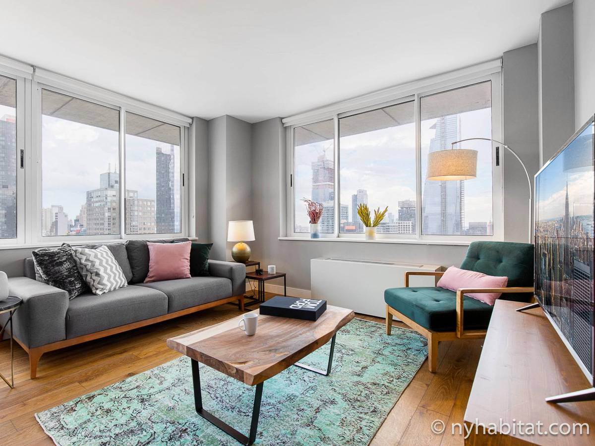 New York - 2 Bedroom apartment - Apartment reference NY-17848