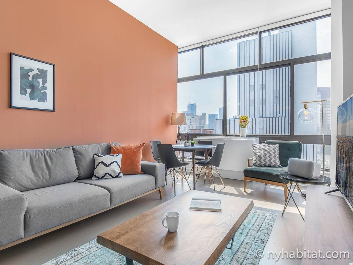 New York - 2 Bedroom apartment - Apartment reference NY-17849