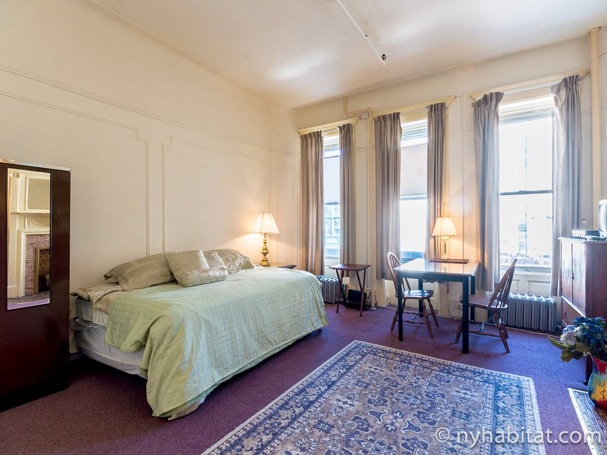 New York Furnished Rental - Apartment reference NY-17852